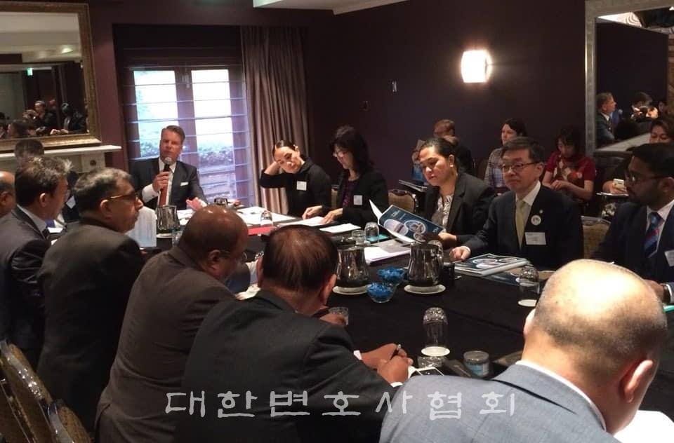아시아 변호사 대표들, 한 자리에 모였다